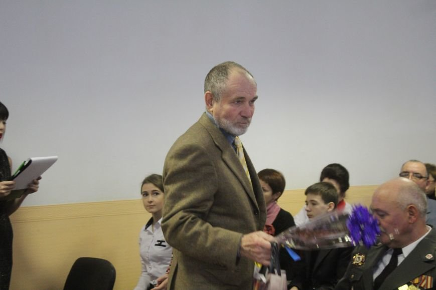 В Днепродзержинске чествовали ликвидаторов последствий аварии на ЧАЭС, фото-14