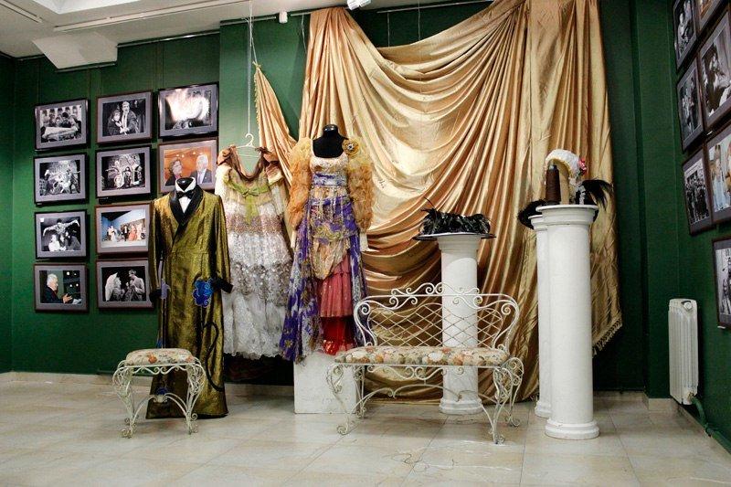 В Белгороде впервые покажут макеты декораций из музейных и личных собраний театралов (фото) - фото 1