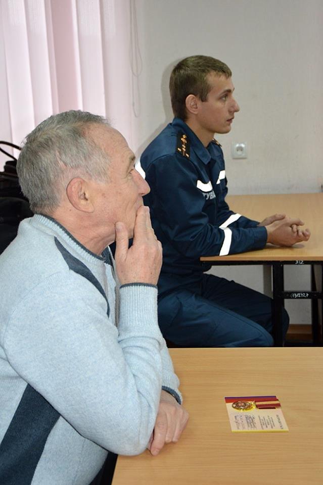 Днепропетровские спасатели поблагодарили ликвидаторов последствий Чернобыльской трагедии за их подвиг (ФОТО), фото-3