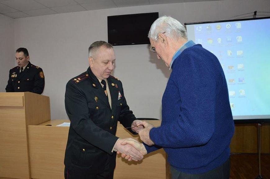 Днепропетровские спасатели поблагодарили ликвидаторов последствий Чернобыльской трагедии за их подвиг (ФОТО), фото-2
