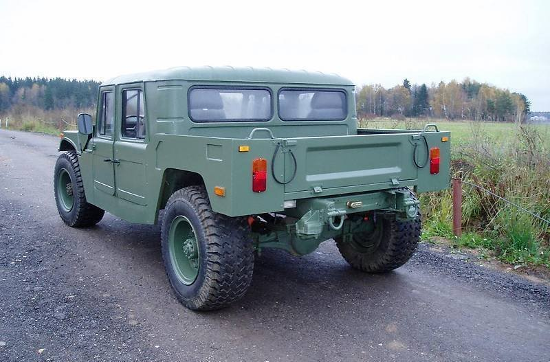 """Як на Франківщині зі старого ГАЗ-66 створили """"Hummer"""", фото-7"""