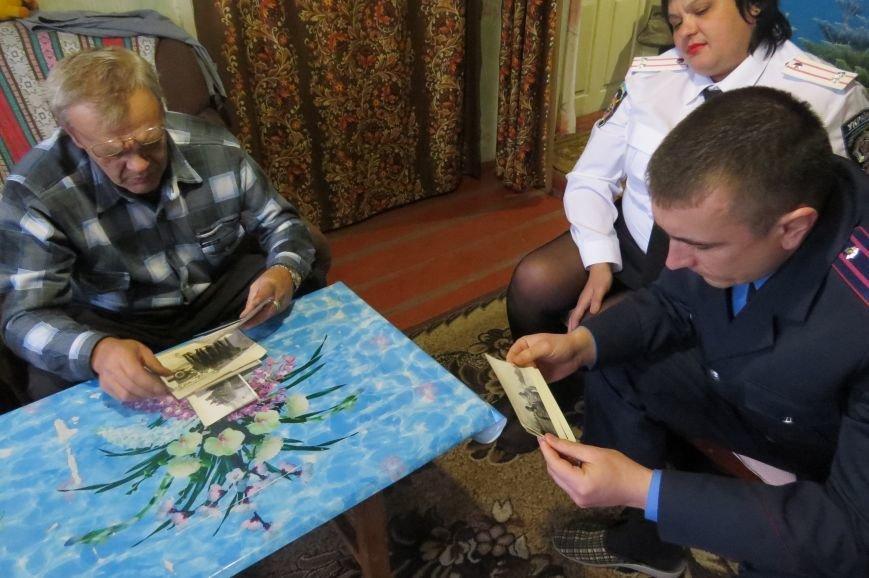 Руководство Димитровского отделения полиции почтило подвиг ветеранов-чернобыльцев (фото) - фото 4