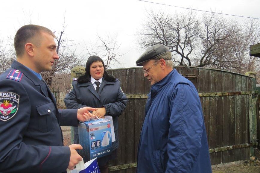 Руководство Димитровского отделения полиции почтило подвиг ветеранов-чернобыльцев (фото) - фото 7
