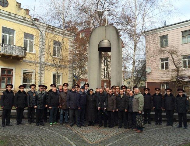 На Рівненщині вшанували героїв-ліквідаторів (фото) - фото 1