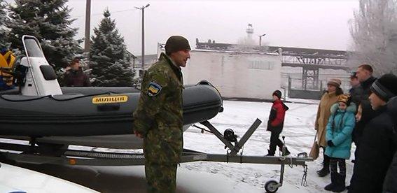 В Днепропетровске полиция полка особого назначения провела экскурсию детям (ФОТО) (фото) - фото 4