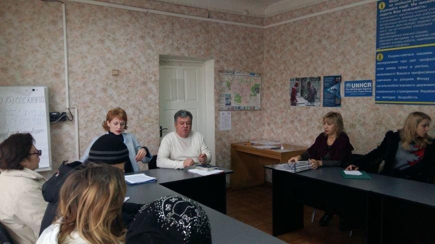 Как в Красноармейске решали проблемы трудоустройства переселенцев (фото) - фото 1