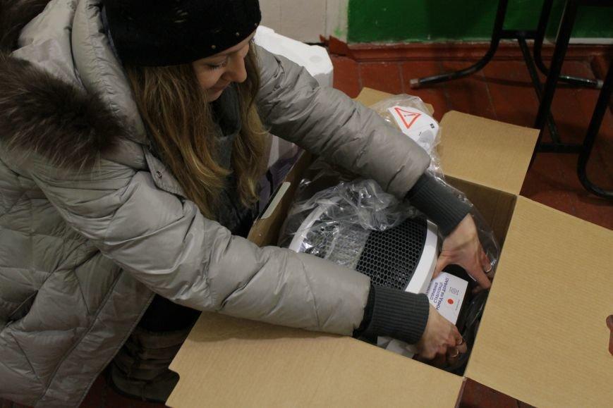 МОМ в Доброполье передала победителям конкурса первую партию оборудования (ФОТО), фото-9