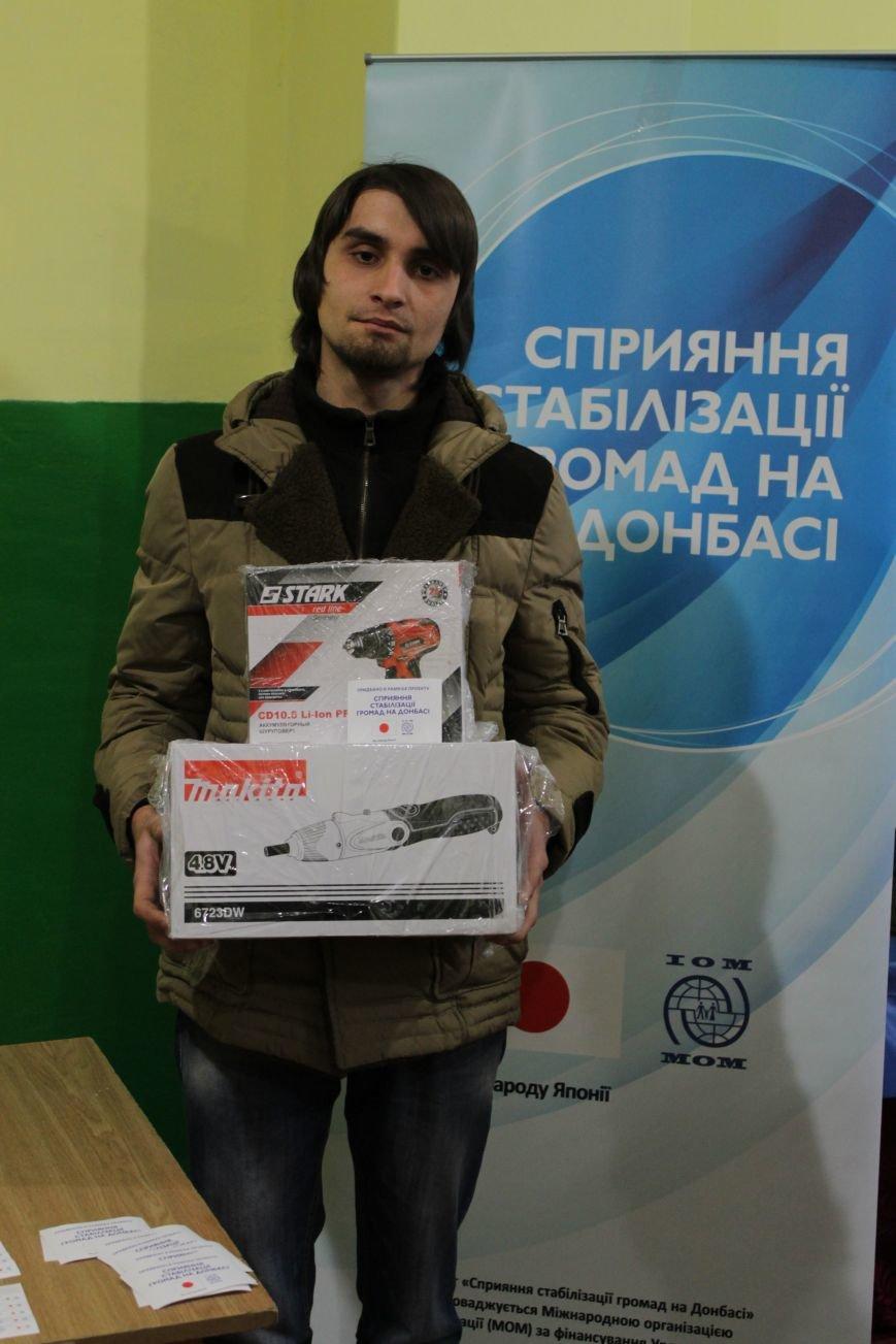 МОМ в Доброполье передала победителям конкурса первую партию оборудования (ФОТО), фото-7
