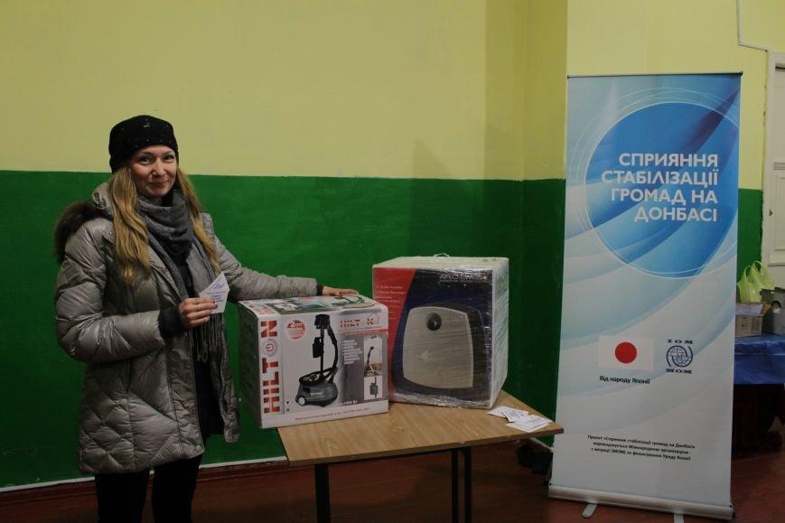 МОМ в Доброполье передала победителям конкурса первую партию оборудования (ФОТО), фото-5