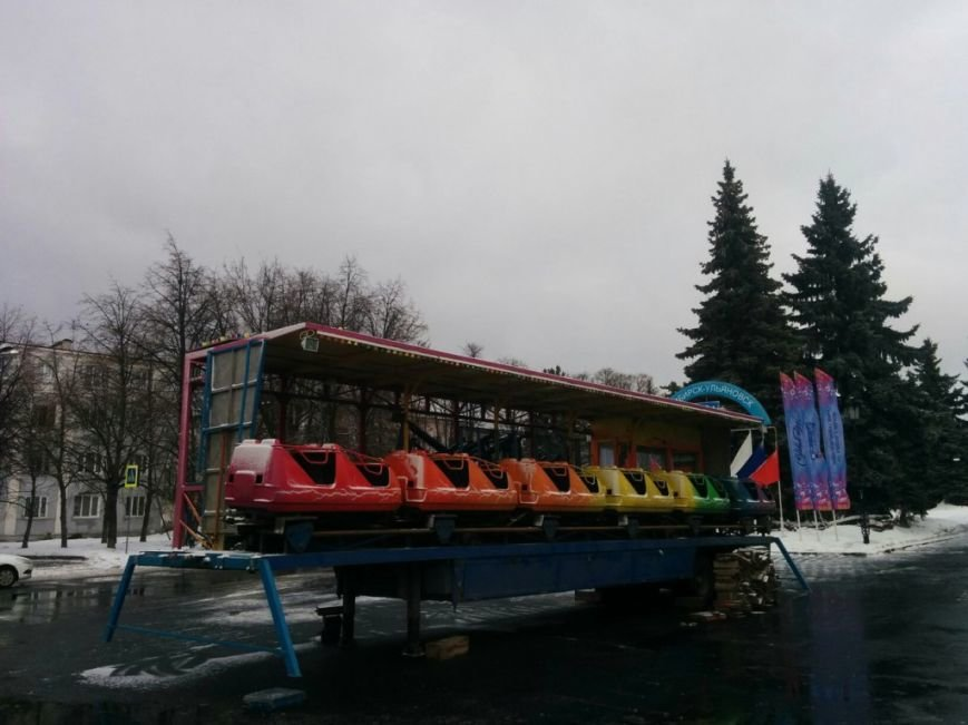 На главной площади Ульяновска под Новый год заработают аттракционы, фото-1