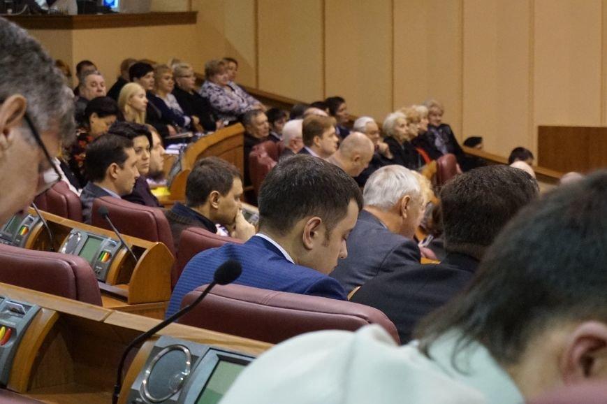 Большинство постоянных комиссий Криворожского горсовета возглавили депутаты от