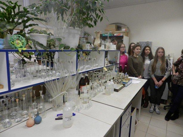 Полевским старшеклассникам продемонстрировали возможности учебных лабораторий УрФУ (фото) - фото 1