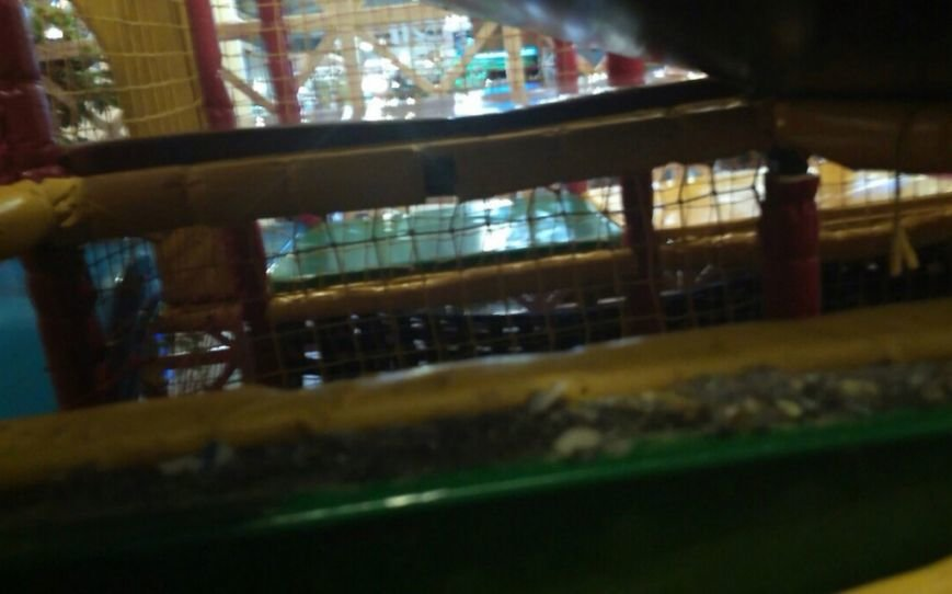 В комнате детского аттракциона при одесском супермаркете пострадал малыш (ФОТО) (фото) - фото 1