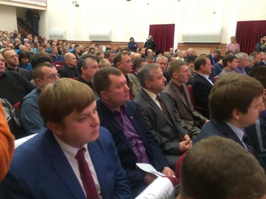 В Мариуполе первая сессия нового созыва начала работу. Сессионный зал переполнен (ФОТО, ВИДЕО), фото-10