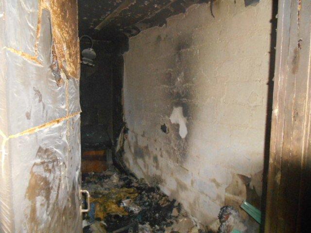 Под Киевом во время пожара погибла 90-летняя старушка (ФОТО) (фото) - фото 2