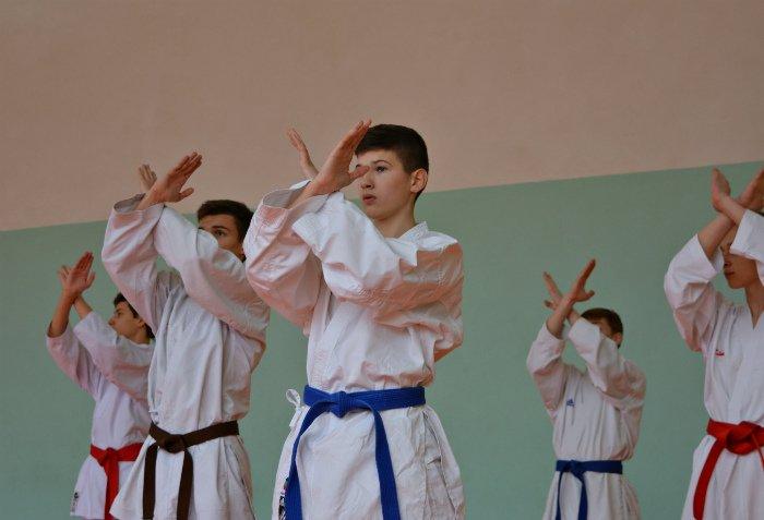 67 новополоцких каратистов повысили свою квалификацию, фото-6