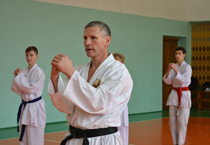 67 новополоцких каратистов повысили свою квалификацию, фото-17