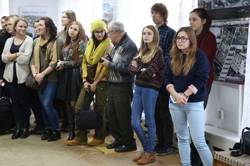 В ПГУ показали, каким видят Новополоцк будущие архитеторы и дизайнеры (фото) - фото 3