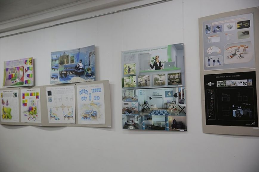 В ПГУ показали, каким видят Новополоцк будущие архитеторы и дизайнеры (фото) - фото 1