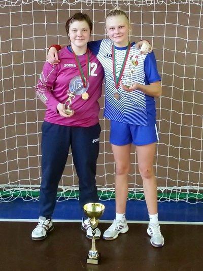 Новополочанки стали победителями первенства Беларуси по гандболу среди юниорок, фото-2
