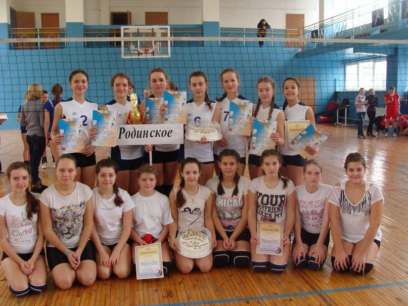 Родинские и красноармейские волейболистки одержали победу в областном турнире (фото) - фото 2
