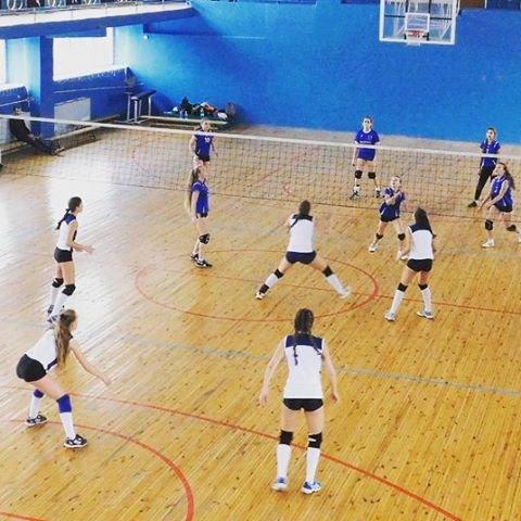 Родинские и красноармейские волейболистки одержали победу в областном турнире (фото) - фото 1