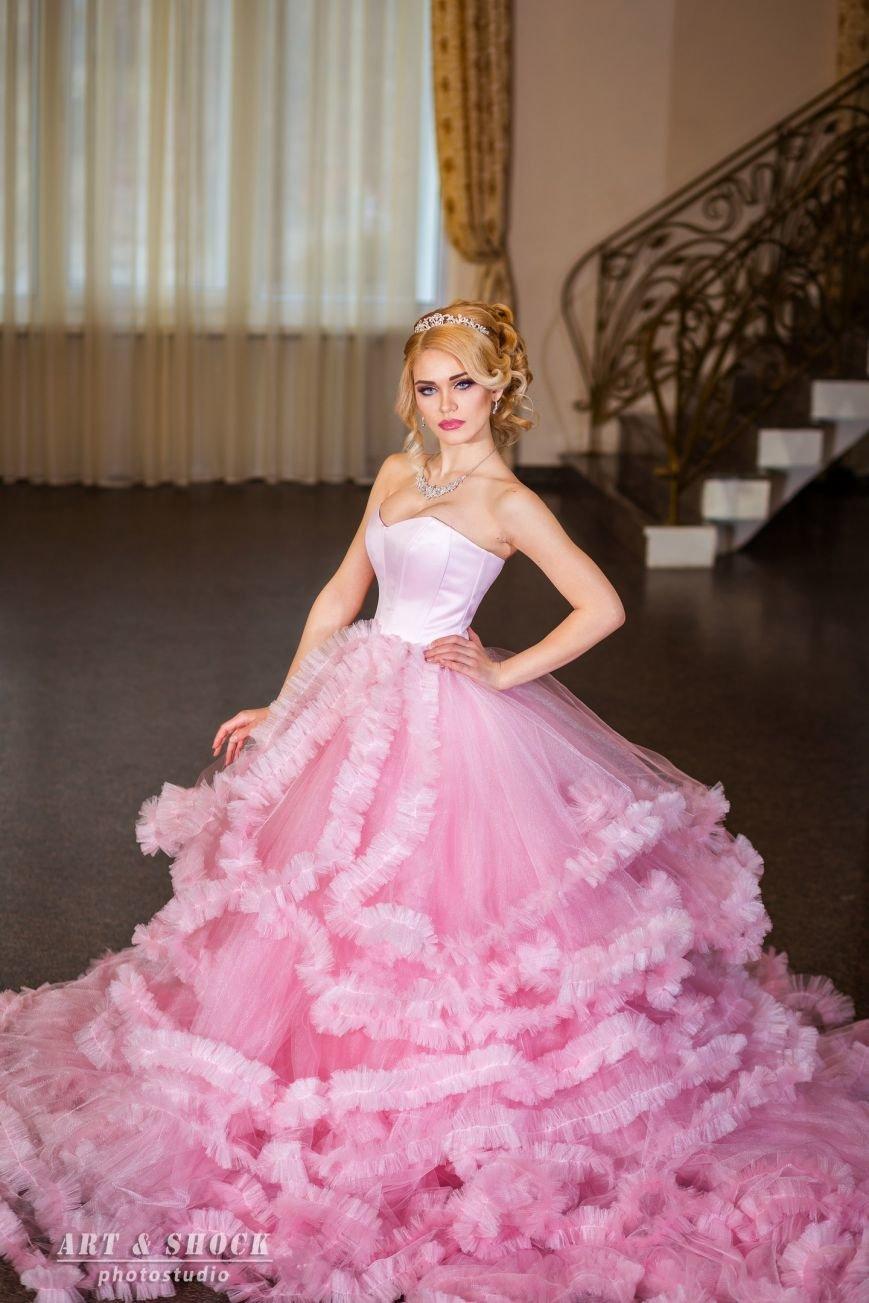 Кременчужане создали легендарное платье американского модельера (ФОТО), фото-6