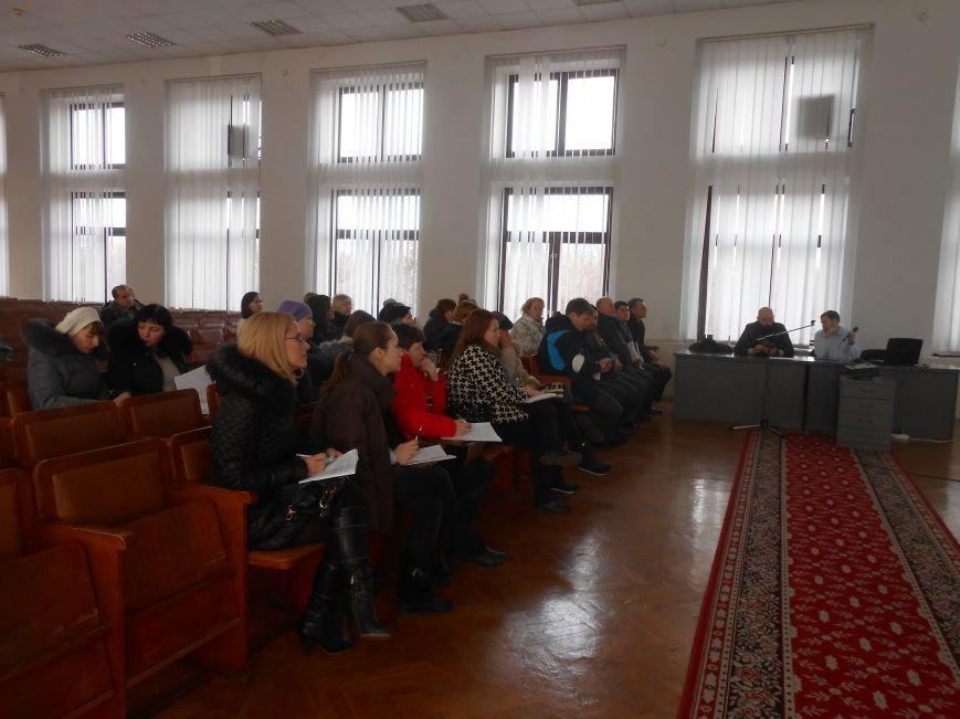 Днепродзержинских чиновников учат работать ProZorro (фото) - фото 1