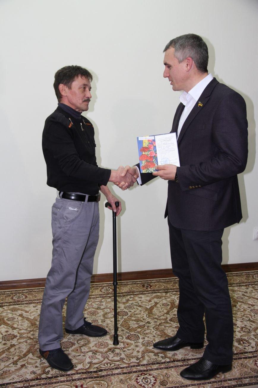 Николаевский мэр вручил ордера на квартиры воинам-афганцам (ФОТО) (фото) - фото 3