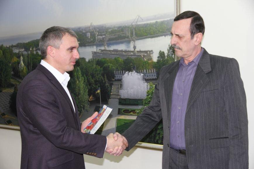 Николаевский мэр вручил ордера на квартиры воинам-афганцам (ФОТО) (фото) - фото 2