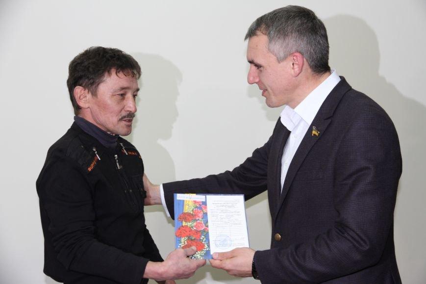 Николаевский мэр вручил ордера на квартиры воинам-афганцам (ФОТО) (фото) - фото 4