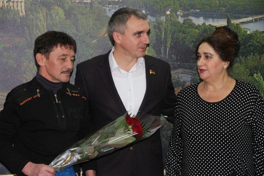 Николаевский мэр вручил ордера на квартиры воинам-афганцам (ФОТО) (фото) - фото 5