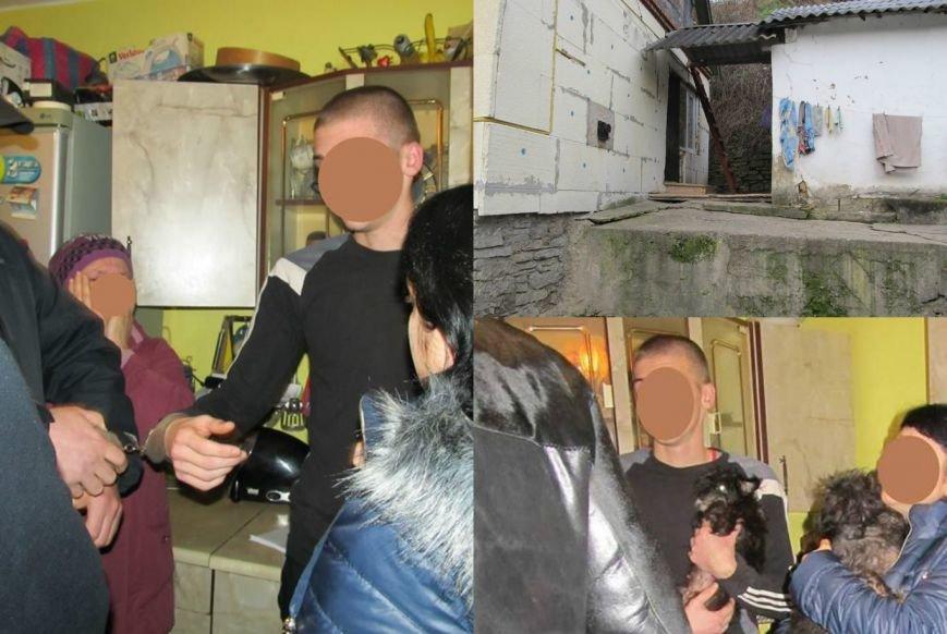 У Кам'янці-Подільському впіймали серійного крадія (Фото) (фото) - фото 1