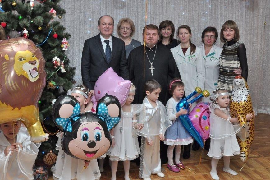 Юрий Тернавский поздравил воспитанников детского дома «Солнышко» с Днем Святого Николая (фото) - фото 1