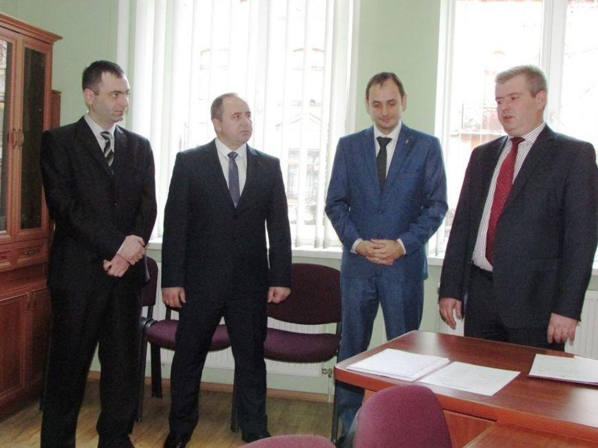 В Івано-Франківську представили нового головного міського прокурора, фото-1