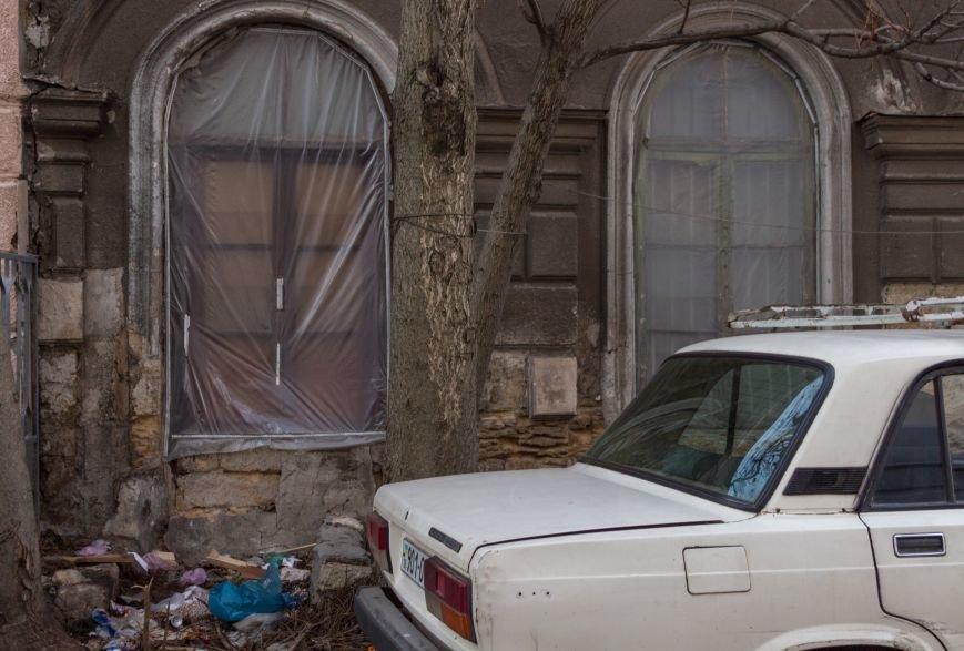 c1e61cf1c563ce3363d102eb57393fed Разруха и отстройка – контраст одесской жизни на улице Куйбышева