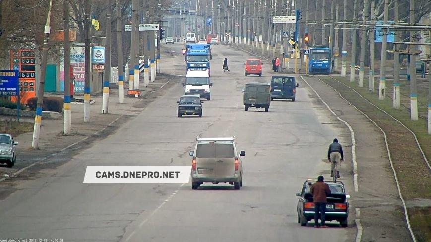 В Днепродзержинске планируют установить новые светофоры (фото) - фото 1