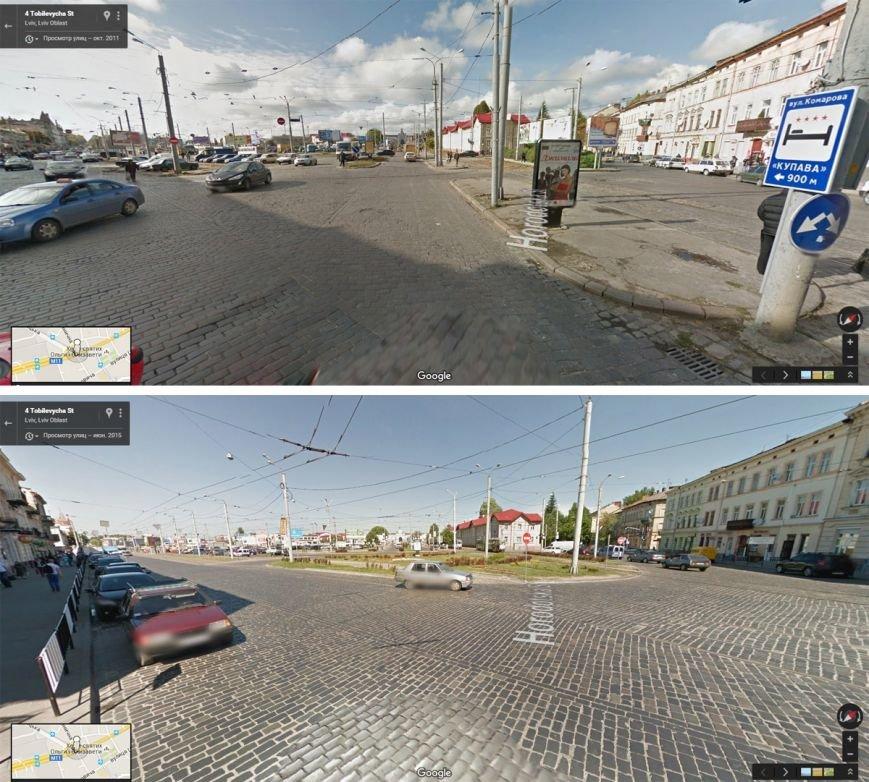 Було-стало: як змінився Львів за чотири роки