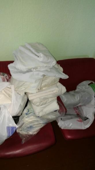 Новогодние подарки для участников АТО от Новоградской гимназии, фото-1