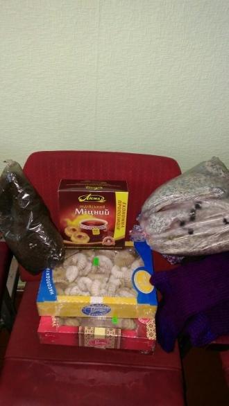 Новогодние подарки для участников АТО от Новоградской гимназии, фото-5