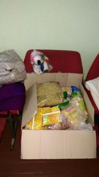 Новогодние подарки для участников АТО от Новоградской гимназии, фото-3