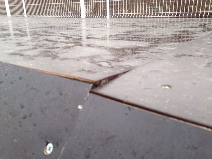 Опасный для жизни скейтпарк построили в городе Пушкине (фото) - фото 1