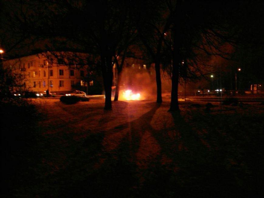 В Павловске сгорела