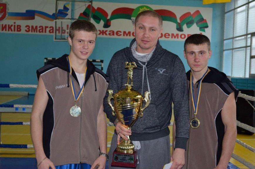 В Кривом Роге состоялись боксерские турниры на Кубок города памяти Клевцова (ФОТО) (фото) - фото 1