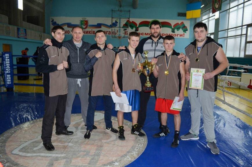 В Кривом Роге состоялись боксерские турниры на Кубок города памяти Клевцова (ФОТО) (фото) - фото 2