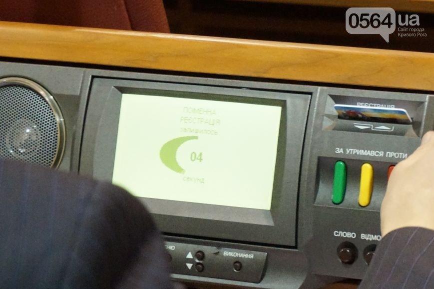 В Кривом Роге: назначили глав постоянных комиссий, сорвали заседание Жовтневого райсовета и не смогли выбрать председателя Долгинцевского райсовета (фото) - фото 1