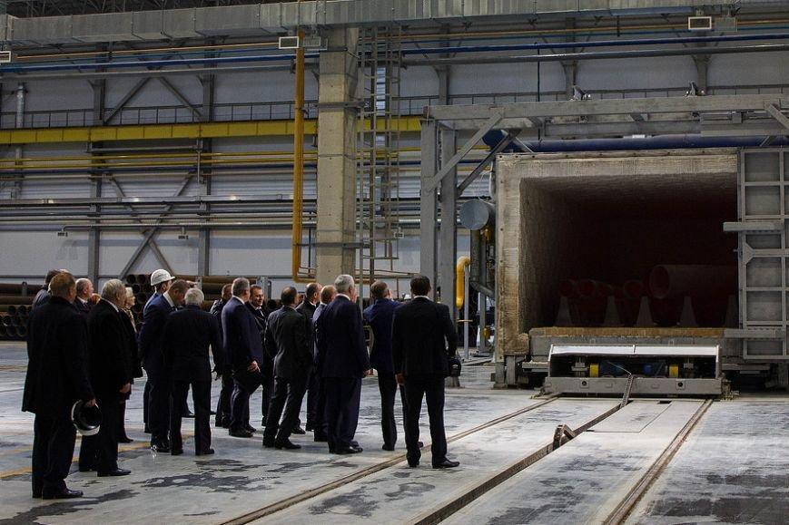 В Белгороде запустили производство трубопроводов для атомных и тепловых электростанций (фото) - фото 1