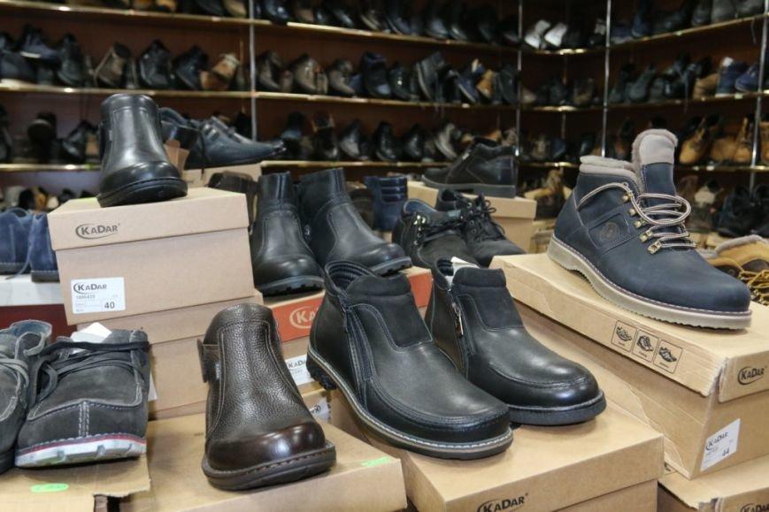 Де купують взуття чернігівці?, фото-11