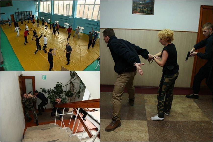 Хмельницькі патрульні поліцейські завершують навчання (Фото, Відео) (фото) - фото 1