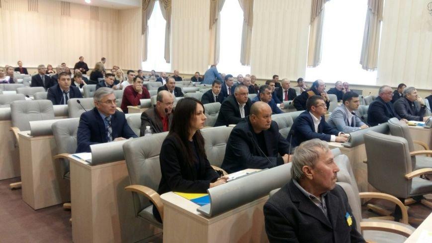 В Днепропетровске депутаты собрались на первую сессию облсовета нового созыва. ТЕКСТОВЫЙ ОНЛАЙН (фото) - фото 9